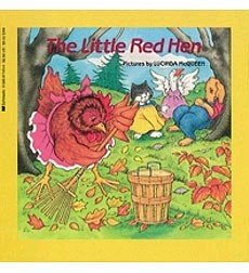 9780590646543: The Little Red Hen/Big Book