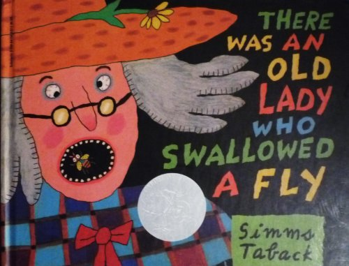 There Was an Old Lady Who Swallowed: Simms Taback