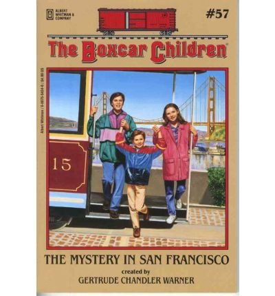 9780590649261: [( The Mystery in San Francisco )] [by: Gertrude Chandler Warner] [Mar-1997]