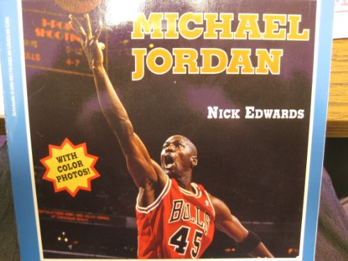 9780590651738: Michael Jordan