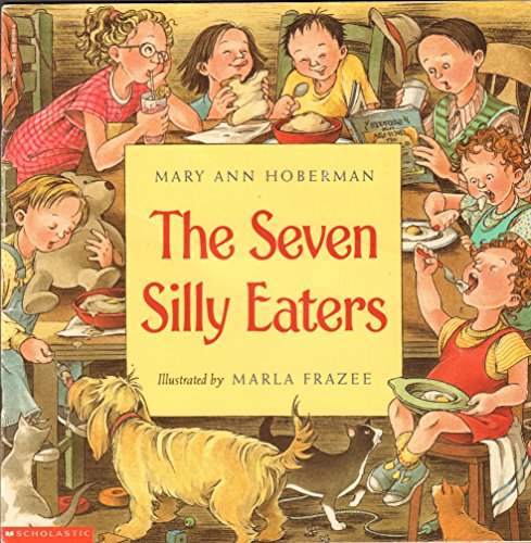 9780590651998: The Seven Silly Eaters