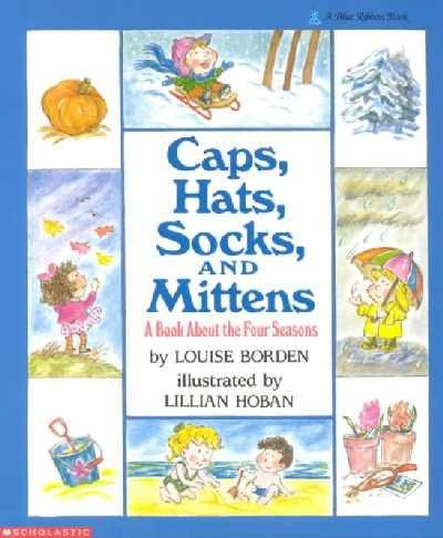 9780590652506: Caps- Hats- Socks- and Mittens