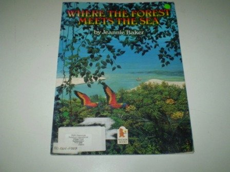 Where the Forest Meets the Sea/Big Book: Baker, Jeannie