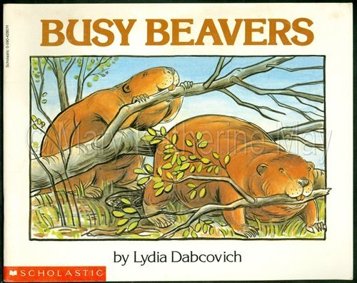 9780590652537: Busy Beavers