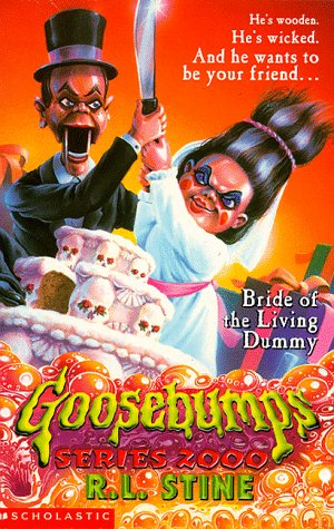 9780590660891: Bride of the Living Dummy (Goosebumps Series 2000)