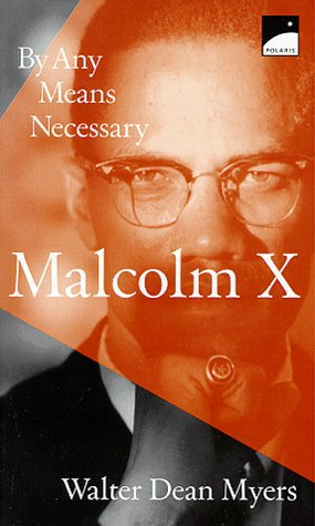 9780590662215: Malcolm X: By Any Means Necessary