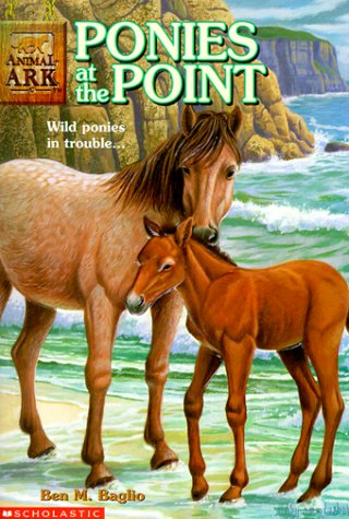 9780590662314: Ponies at the Point