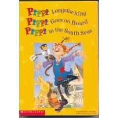 Pippi Longstocking, Pippi Goes On Board, Pippi: Astrid Lindgren