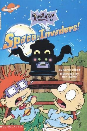 9780590664776: Space Invaders! (Nickelodeon Rugrats)