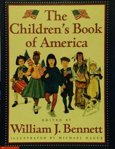 9780590664813: The Children's Book of America