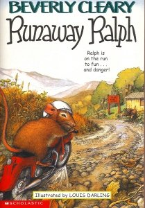 Runaway Ralph (0590664875) by Beverly Cleary