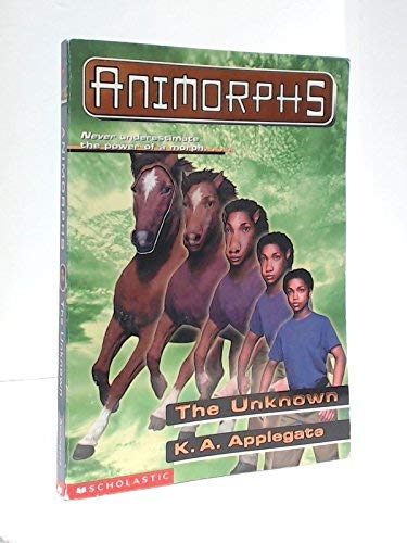 9780590665414: The Unknown (Animorphs, Book 14)