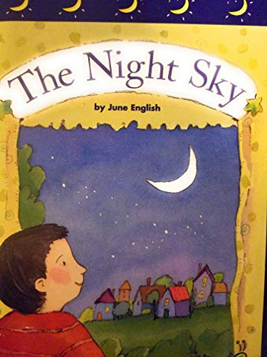 The night sky (I can read about science library): English, June