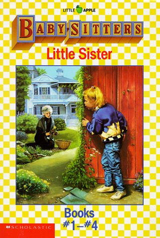 9780590667173: Baby-Sitters Little Sister: Books No. 1-4/Karen's Witch/Karen's Roller Skates/Karen's Worst Day/Karen's Kittycat Club