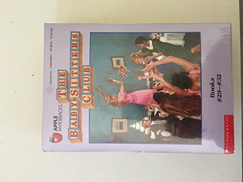 9780590669597: Baby-Sitters Little Sister: Books #61-#64