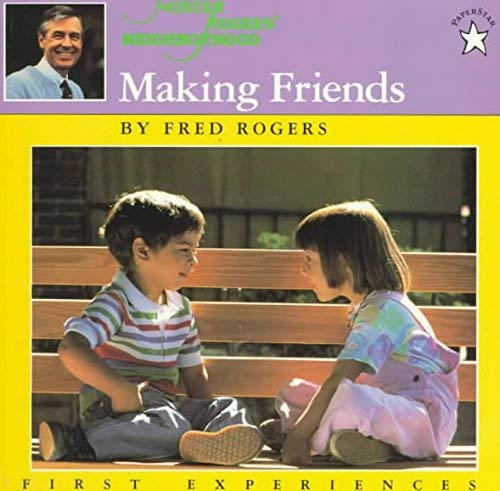 9780590671620: Miser Rogers' Neighborhood: Making Friends