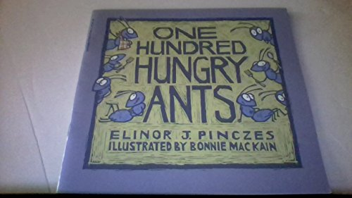 9780590672986: One Hundred Hungry Ants