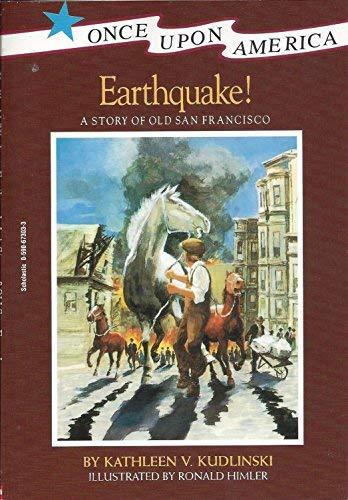 9780590673037: Earthquake Once Upon America