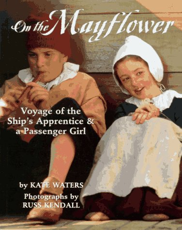 On The Mayflower: Waters, Kate