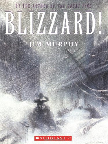 9780590673105: Blizzard!: The Storm That Changed America