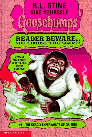 9780590673181: Deadly Experiments Of Dr. Eeek (Give Yourself Goosebumps)