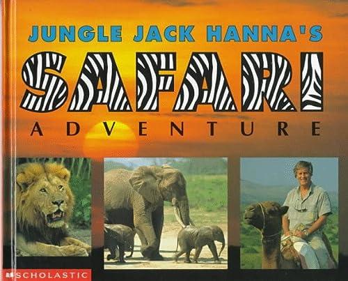 Jungle Jack Hanna's Safari Adventure: Hanna, Jack, Prebeg,