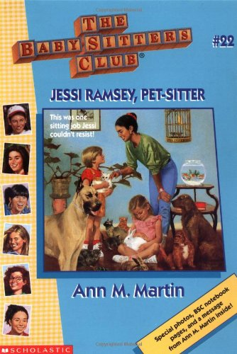 9780590673907: Jessi Ramsey, Pet-sitter (Baby-sitters Club)