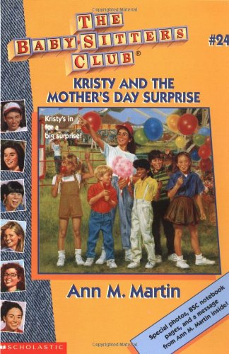9780590673921: Kristy and the Mother's Day Surprise (Baby-Sitters Club #24)