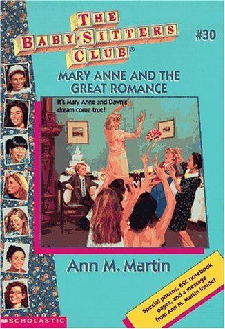 9780590673983: Mary Anne And The Great Romance (Baby-Sitters Club: Collector's Edition)
