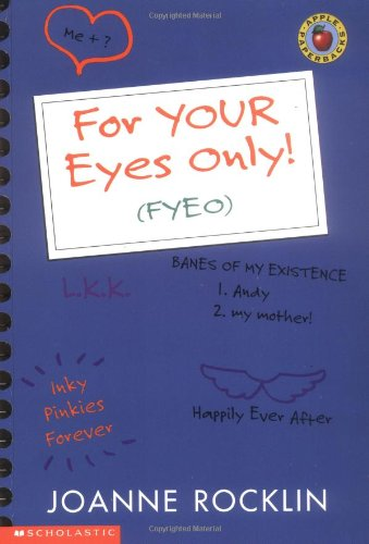 For Your Eyes Only!: Rocklin, Joanne