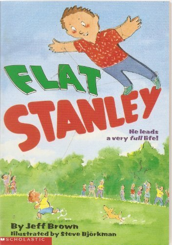 Flat Stanley (0590675230) by Jeff Brown; Steve Bjorkman