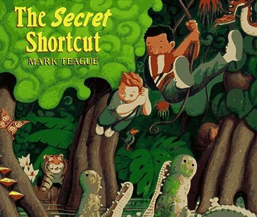 9780590677141: The Secret Shortcut