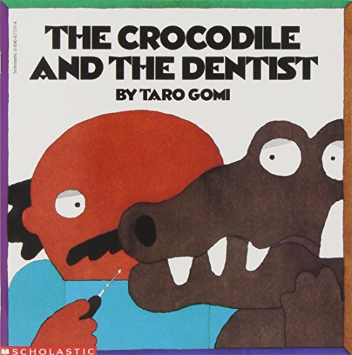9780590677318: The Crocodile and the Dentist