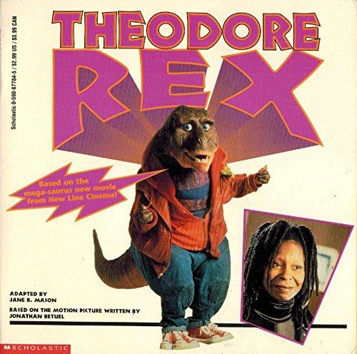 9780590677844: Theodore Rex