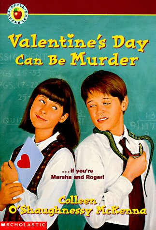 9780590679855: Valentine's Day Can Be Murder