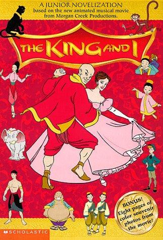 The King and I: Junior Novelization: Quin-Harkin, Janet
