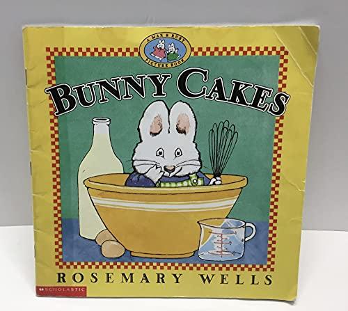 9780590680684: Bunny Cakes