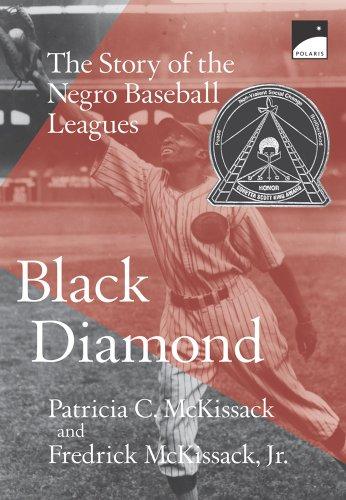 9780590682138: Black Diamond: The Story of the Negro Baseball Leagues (Polaris)