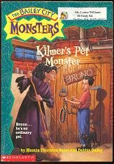 9780590682282: Kilmer's pet monster (Little apple)