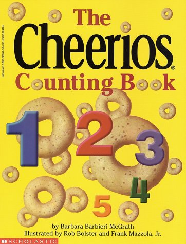 9780590683579: Cheerios Counting Book