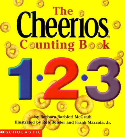 9780590683586: Cheerios Counting Book