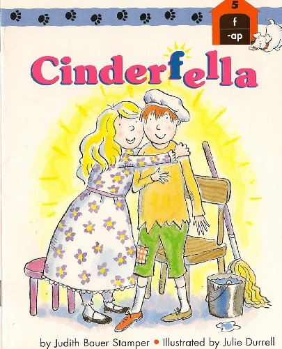 Cinderfella (Scholastic at-home phonics reading program) (0590683772) by Stamper, Judith Bauer