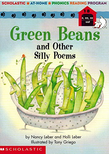 9780590684651: Green beans and other silly poems (Scholastic phonics readers)