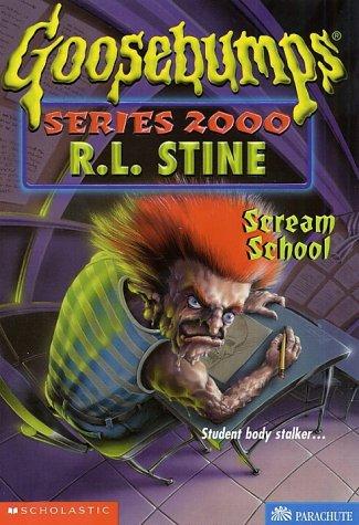 9780590685191: Scream School (Goosebumps Series 2000, No. 15)
