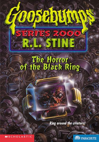 9780590685221: Horrors of the Black Ring