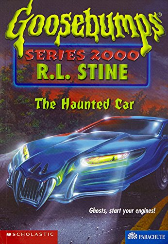 9780590685290: The Haunted Car (Goosebumps Series 2000, No. 21)
