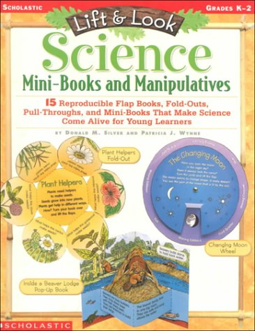 9780590685672: Lift & Look Science Mini-Books and Manipulatives (Grades K-2)