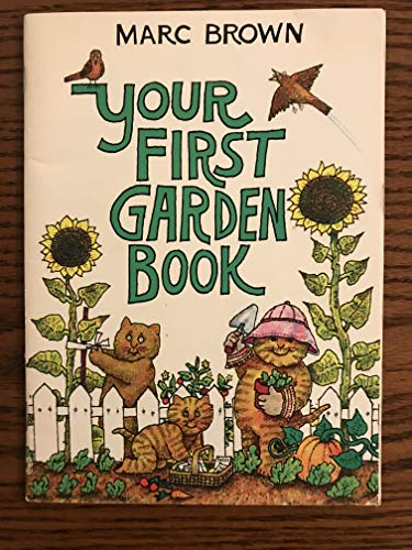 9780590686976: Your First Garden Book
