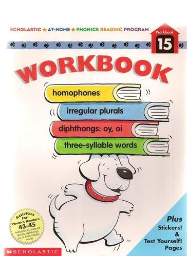Scholastic At-Home Phonics Reading Program, for Readers 43-45 (0590688146) by ALexander, Francie, Scholastic Cirriculum Specialist