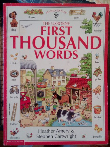 9780590689007: The Usborne First Thousand Words